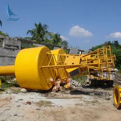 Polyurea navigational buoy/ocean buoy with led light manufacturer