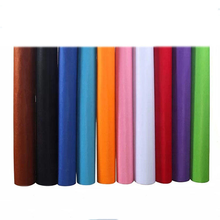 100% Polyester Material and Nonwoven Technics Industrial use Synthetic felt cloth