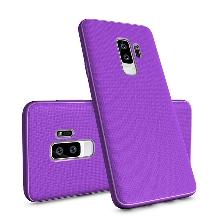 Popular Item Anti-Slip Wave Point Ball Pattern TPU For Samsung Galaxy s9 Phone Case
