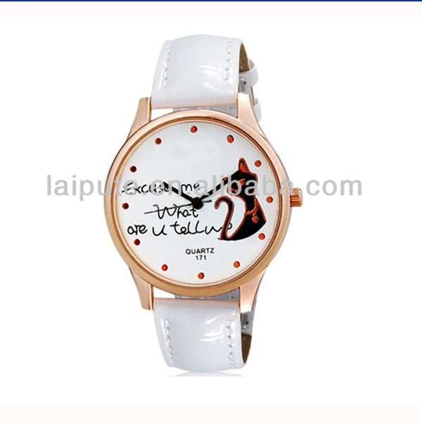 Ladies Tops Latest Design Wrist watch Women's Stylish Analog Watch