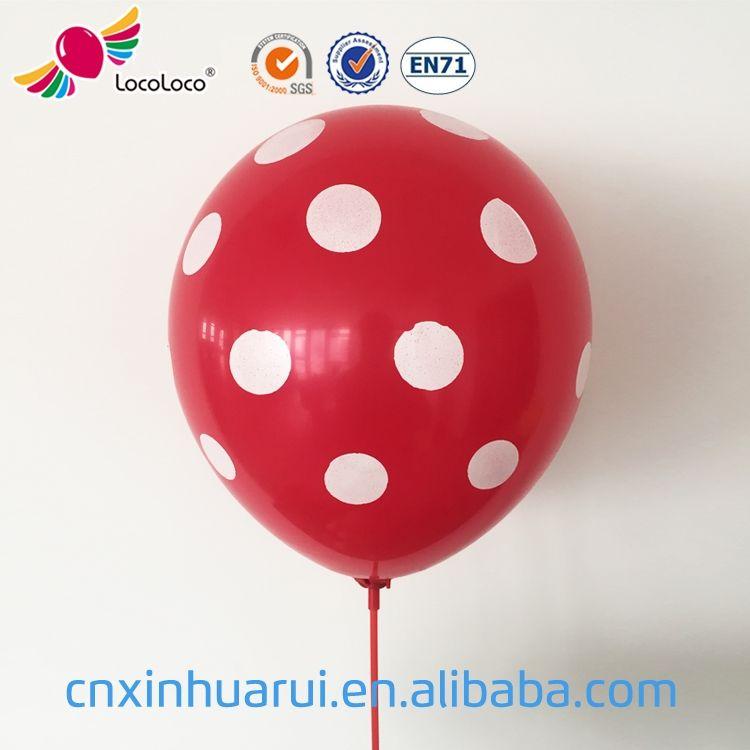 Großhandel biologisch abbaubar individuell bedruckte verschiedene arten von riesen latex luftballons