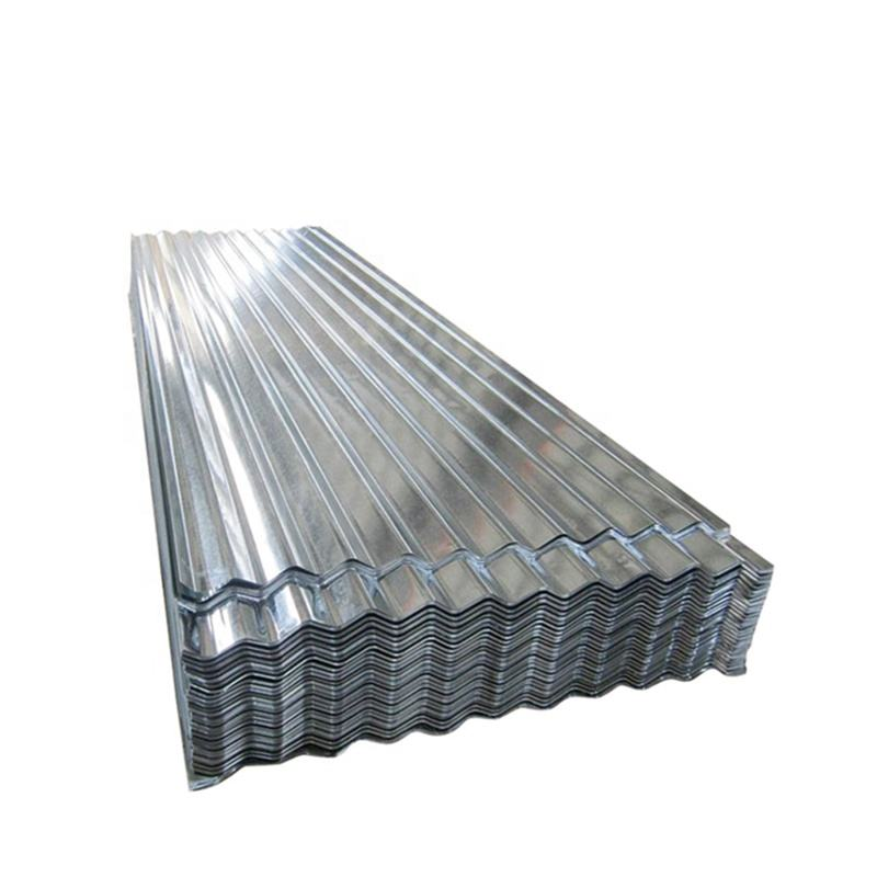 GI Galvanized Corrugated Iron / Metal Sheet Galvanized Steel Roofing Sheet / Plate