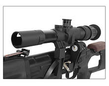 Air rifle Guns hunting equipment SVD 4X26 AK PSO-1glass etched reticle aiming scope Fit for SKS AK Romak-3 GZ1-0061