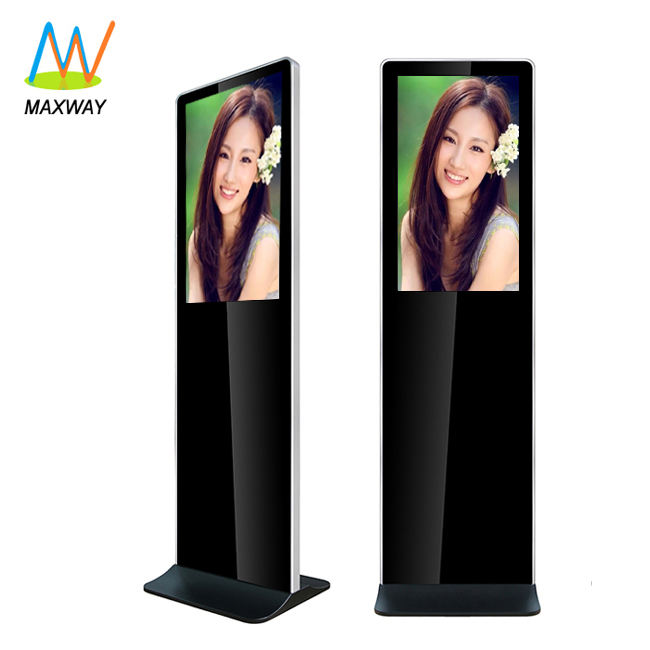 32 inch retail android touchscreen monitor staande lcd display kiosk met wifi netwerk