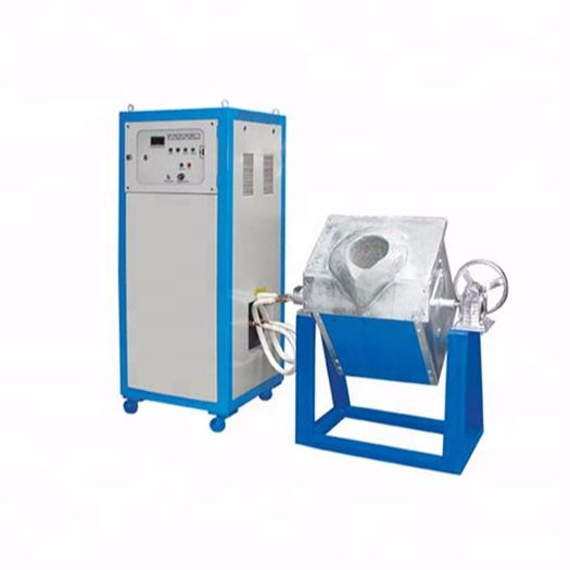Low Price Refine Plant Portable 1KG Gold Smelting Machine