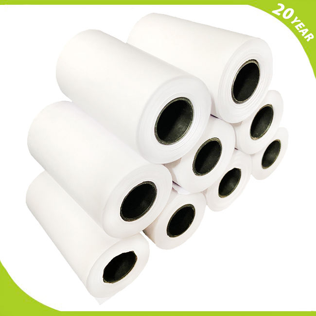 pos paper roll 70gsm 57 x 30 mm BPA FREE Thermal paper