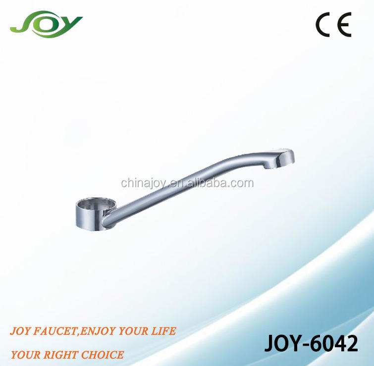 kitchen faucet spout,ss sink tube,stainless steel bathtub mixer pipe