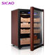 lebanon spanish cedar cohiba empty hardware portable display guitar kit travel wooden cabinet cooler wood case box cigar humidor