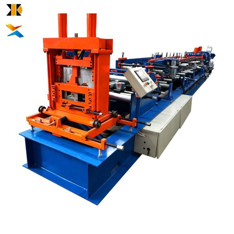 C purlin roll forming machine supplier from China