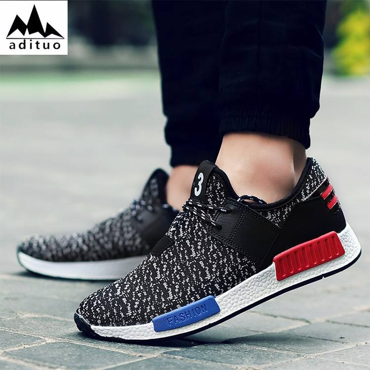 Good Quality Made In China Comfortable Upscale Casual Shoes Men