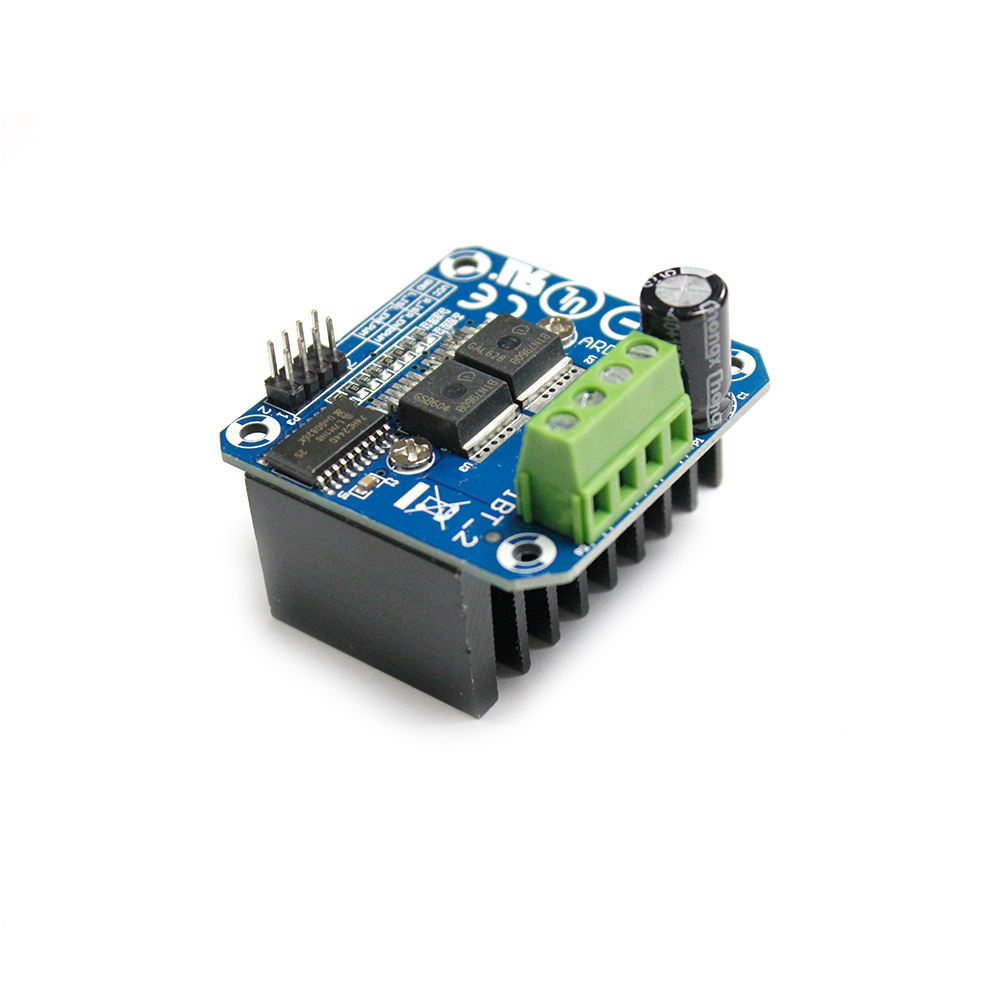 Doppel BTS7960 43A H-bridge High-power Motor Treiber modul/diy smart <span class=keywords><strong>auto</strong></span> Strom diagnose