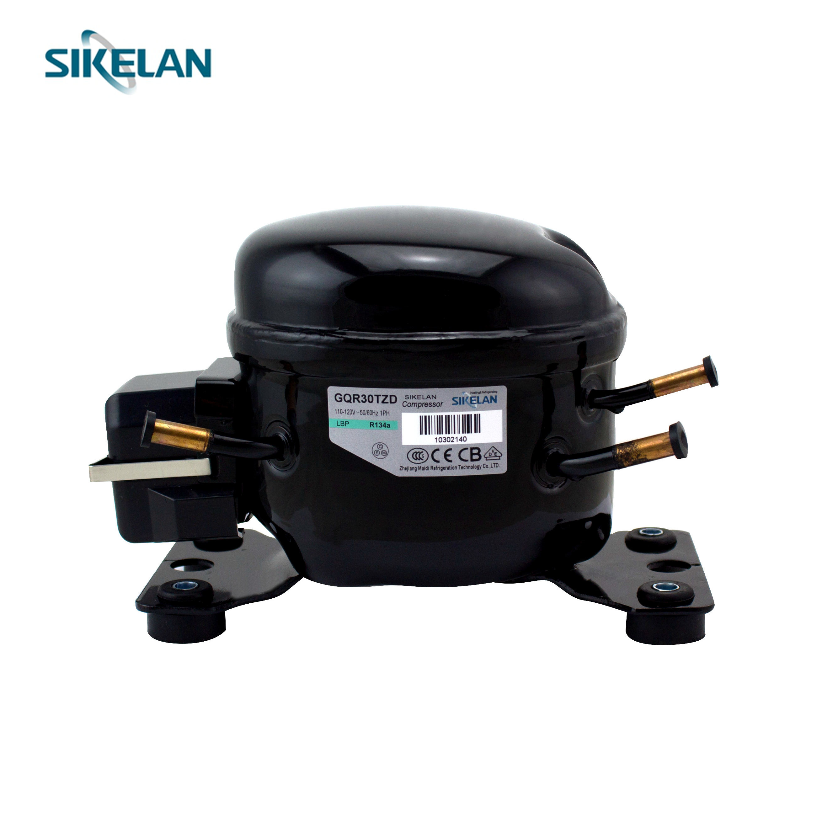 ice maker parts compressor L-GQR30TZD R134a compressor MBP 165W