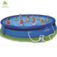 Portable PVC Yard Inflatables Swimming Pool Inflatable Jumping Castle