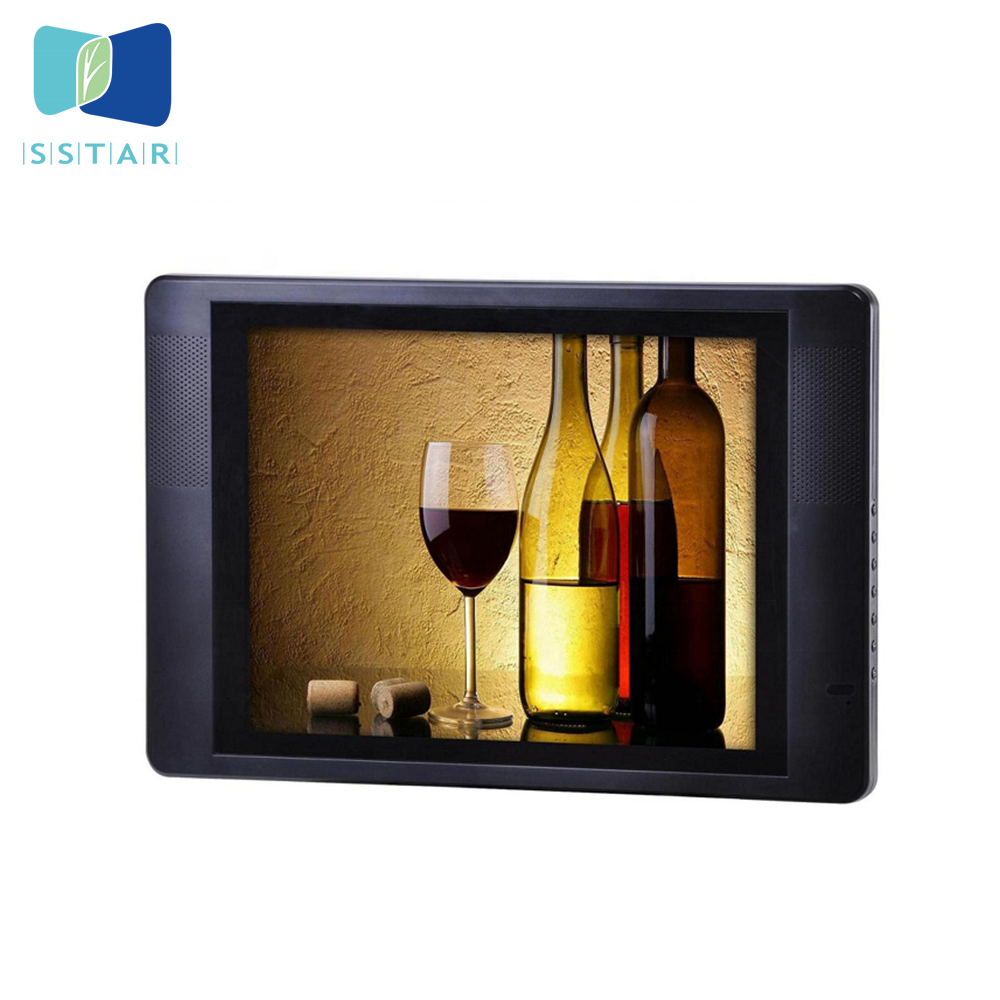 15 inch video screen with timer function, USB auto-upgrade, auto-play for POS/POP marketing