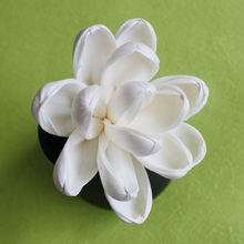 Mescente factory direct sale balsa sola wood flower
