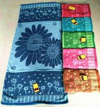 cotton terry bath towel for Panama and South America