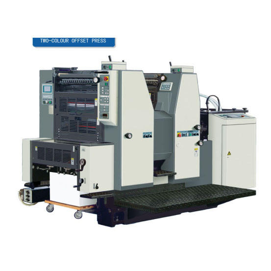 Two Color Offset Machine