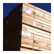 Hemfir Lumber Four Sided Planned