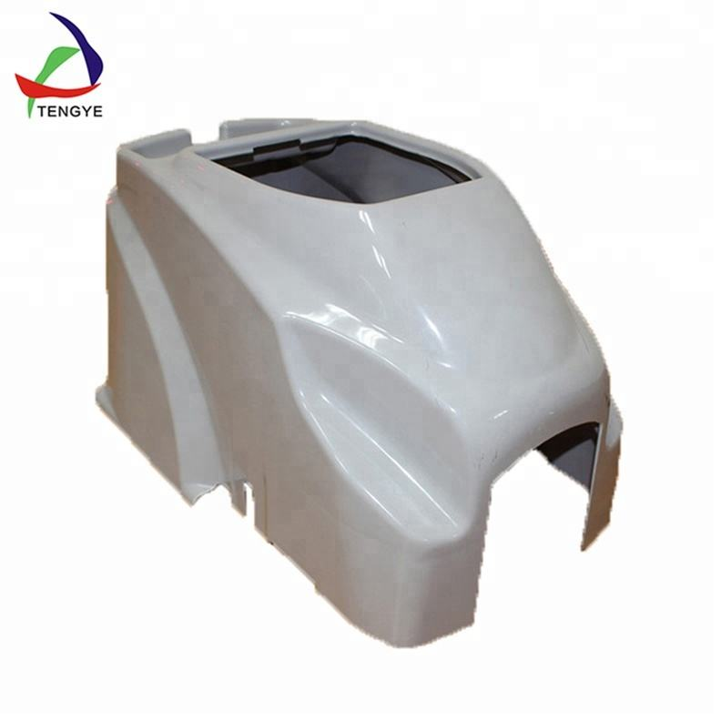 Vacuum Thermoforming ABS Plastic Medical Machine Cover/Shell