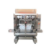 full automatic capping integrated ryo filling machine / stainless steel machine