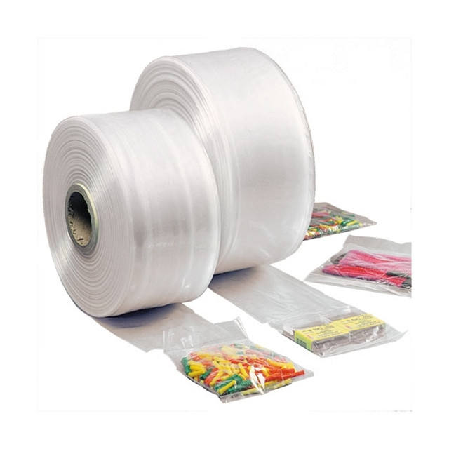 0.03 Mm Tebal Plastik Transparan PVC Shrink Film