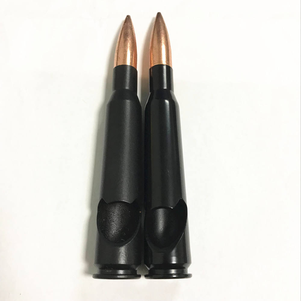 100% Previously Fired Real Shell Casing 50 Caliber Bullet Bottle Opener Black for Gifts