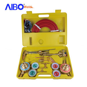 Gas Cutting Torch Kit With Case Heavy Duty Cutting torch Victor type