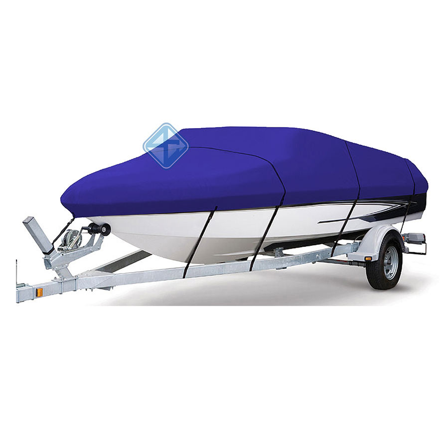 Waterproof Oxford V-hull new style yacht boat cover