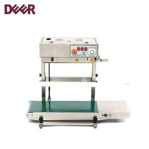New design automatic plastic tube sealing machine made in china