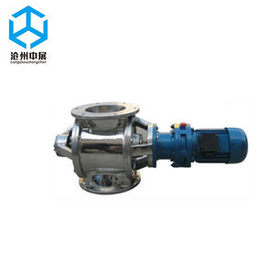 rotary valve high temperature low price rotary airlock valve rotary valve for filling machine