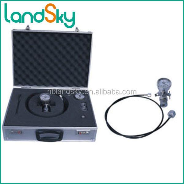LandSky N2 давления газа зарядки аккумулятора объем расчет дроссельной заслонки цилиндра давления устройства