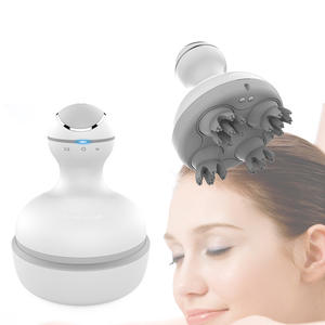 Groothandel! Elektrische Vibrerende Octopus Head Scalp Massager Machine