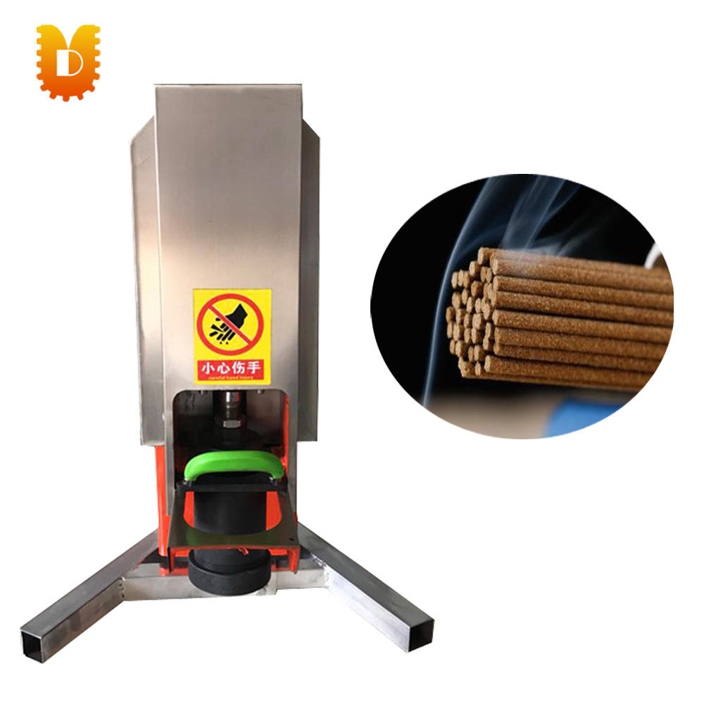 50-100kg/h new type automatic incense stick making machine