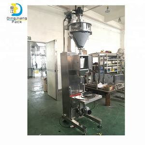High accuracy Semi automatic 5kg 25kg starch powder packing machine fast delivery