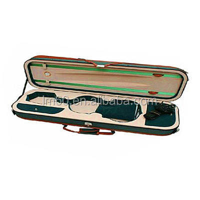 VC-013 Full Size Violin Hard Case - Black Exterior For Wholesale