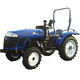 4wd 50hp tractor Huabo HB504 4wd 50hp brazil farm tractor in Brazil