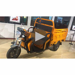 Ghana Cargo E Tricycle Electric Loading Rickshaw