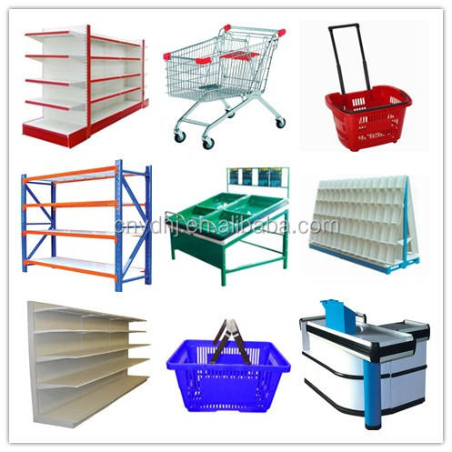 affordable supermarket products/supermarket equipment/store display shelf equipment