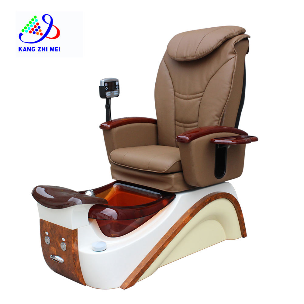 China Manufacturer Electric nail spa pedicure massage chair for foot