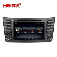 MEKEDE Android 10 quad core android car dvd player  for Benz Clase E W211 E200 E220 E300 W463 CLS W219 GPS navi BT RDS Canbus