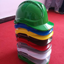 ABS Material Construction Safety Helmet Hard Hats