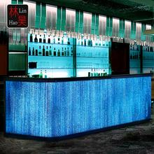 Restaurant night club hotel bar counter design