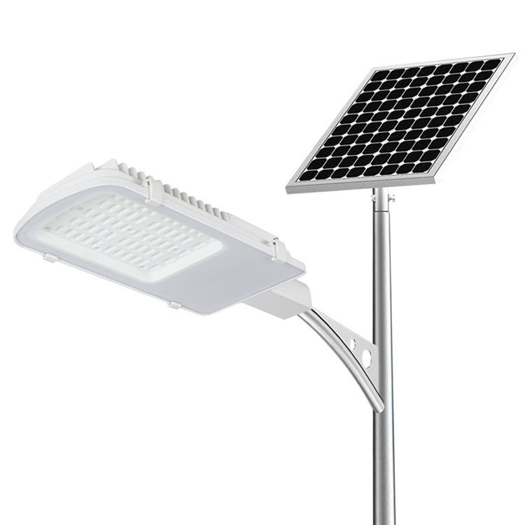 China Good 100w solar led street light with great price