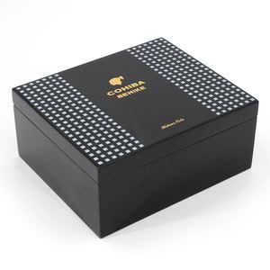 Cohiba behike wooden cigar accessories kit gift sets humidor set wood cigar gift box