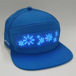 Hat Led Scrolling Hat Led Message