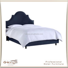 single bed hotel guest room spring mattress