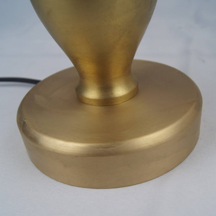 Lamp Table Lamp Hotel Lighting Shade Brass Table Lamps For Hotel