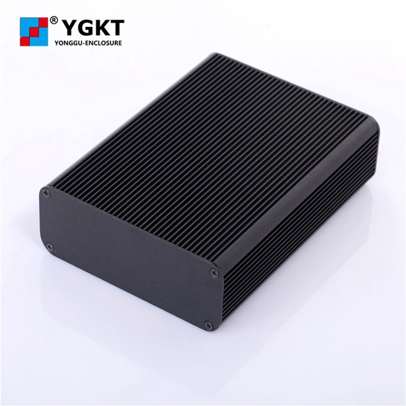 YGK-026 120*45*160 mm extruded aluminum enclosure OEM and custom electronics housing AK-C-C5 outlet box