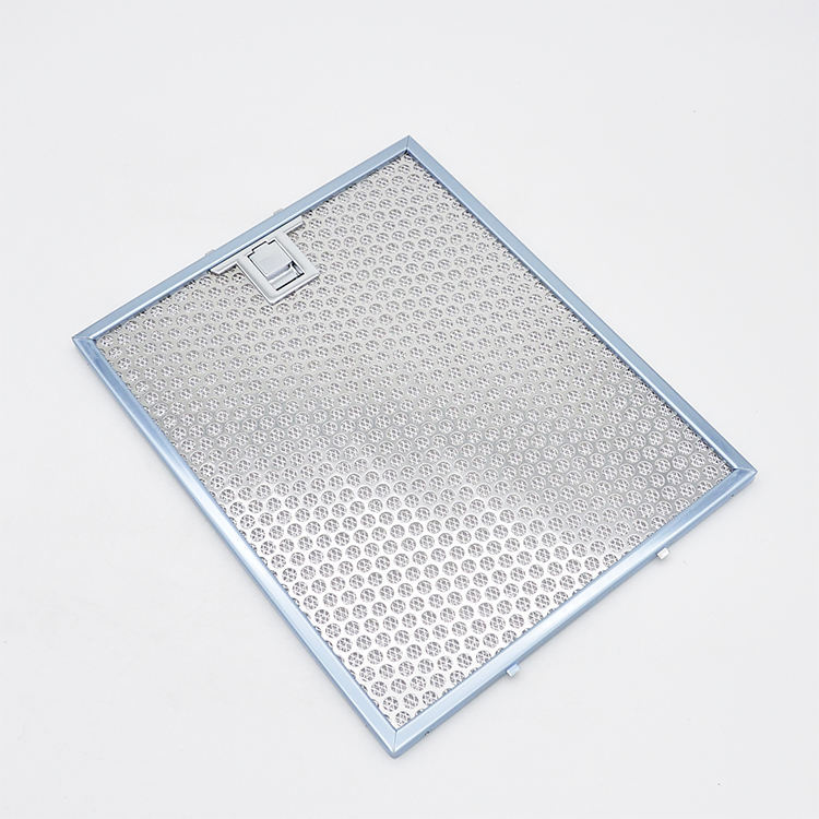 Perforated Metal Mesh Speaker Grille / Screen Door Mesh Cooker Hood Filter