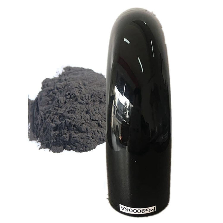 RAL 9005 super high gloss black outdoor powder coating
